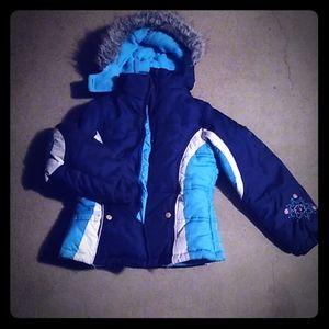 Size 7/8 Performance Gear Winter coat